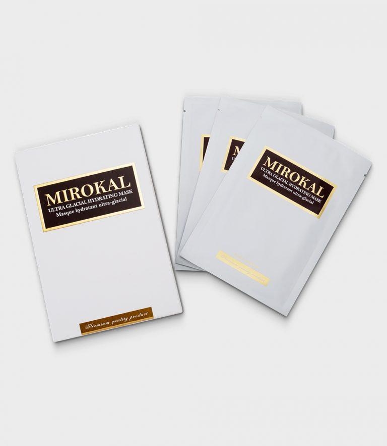 MIROKAL ULTRA HYDRATING MASK BOX